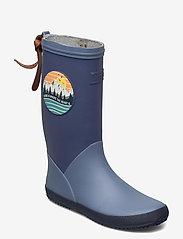 Bisgaard - bisgaard fashion II - gummistøvler - blue - 0