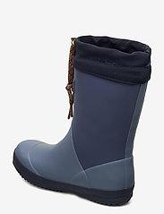 Bisgaard - bisgaard thermo II - gummistøvler - blue - 2