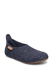 bisgaard basic wool - 20 BLUE