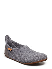 bisgaard basic wool - GREY