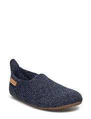 "HOME SHOE - ""WOOL SAILOR"" - 20 BLUE"
