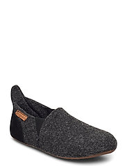 "HOME SHOE - ""WOOL SAILOR"" - ANTRACHITE"