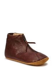 bisgaard home shoe - 60 BROWN