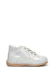 Bisgaard - bisgaard classic - apavi bērniem, kuri vēl nestaigā - 01 silver - 1