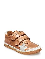 Velcro shoe - COPPER