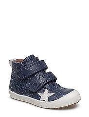 Velcro shoes - BLUE SPOTS