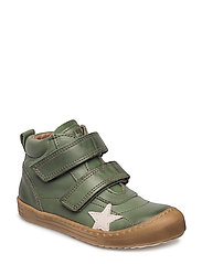 Velcro shoes - ARMY