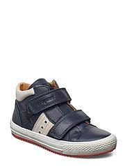 Velcro shoes - NAVY