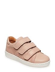 Velcro shoe - NUDE