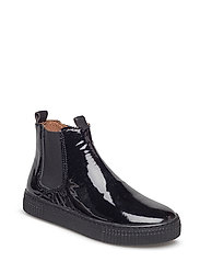 Boot - BLACK PATENT