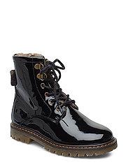 Boot - BLACK PATENT