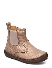 TEX boot - NUDE SQUARE