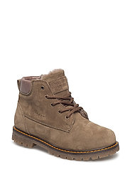 TEX boot - ARMY SUEDE