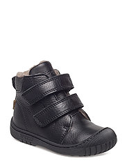TEX boot - BLACK