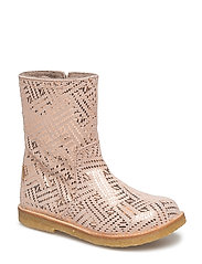 TEX boot - COPPER METAL