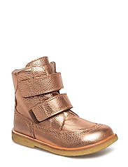 TEX boot - ROSE GOLD GRAIN