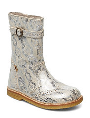 TEX boot - SILVER SNAKE