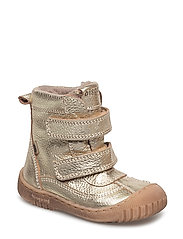 TEX boot - PLATIN GRAIN
