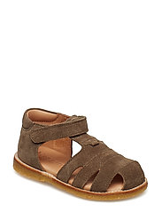 Sandal - ARMY SUEDE SUEDE