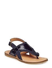 Sandal - NAVY SUEDE