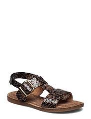 Sandals - CHARCOAL