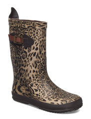 "RUBBER BOOT ""SCANDINAVIA"" - LEOPARD"