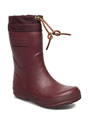 "RUBBER BOOT - ""WINTER THERMO"" - 169 BORDEAUX"