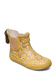 "RUBBER BOOT ""BABY"" - MUSTARD"