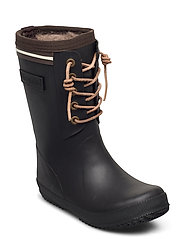 bisgaard lace thermo - BLACK