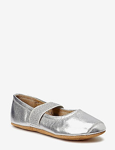 SLIPPERS BALLET - 01 SILVER