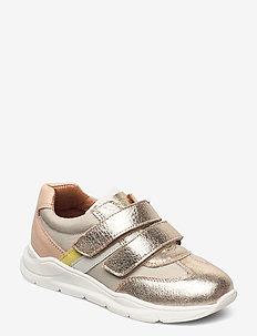 bisgaard valdemar - lave sneakers - platin