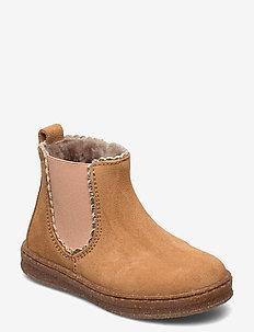 bisgaard siggi - bottes d'hiver - camel