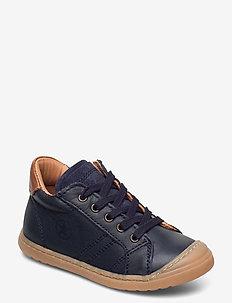 bisgaard thor - hoog sneakers - navy