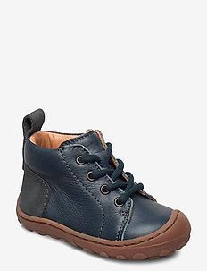 bisgaard uma - hoog sneakers - teal