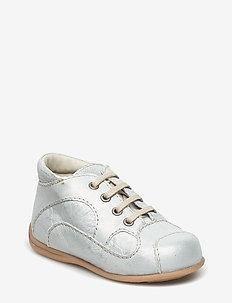bisgaard classic - pre-walkers - 01 silver