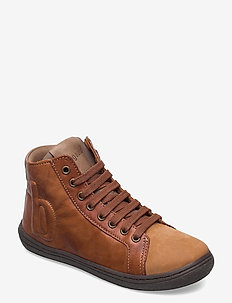 bisgaard villum - high tops - brandy