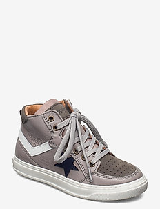 bisgaard isak - high tops - grey