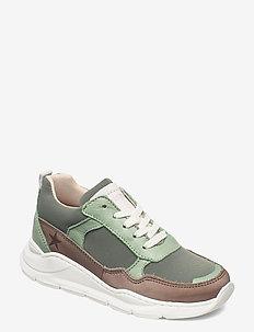 bisgaard pax - lave sneakers - aqua