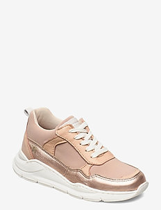 bisgaard pax - lave sneakers - rose gold