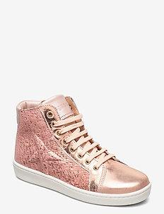 bisgaard gaia - høje sneakers - rose