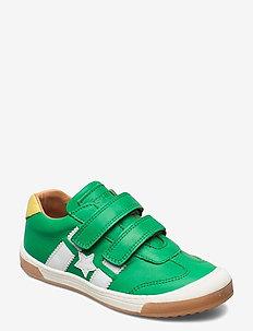 bisgaard johan - lave sneakers - green