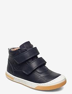 bisgaard juno - høje sneakers - navy