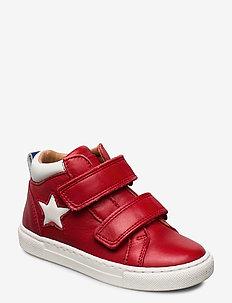 bisgaard jacob - sneakers - red