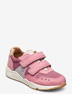 shoes with Velcro - tenisówki - rosa