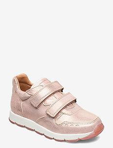 bisgaard luka - lave sneakers - rose gold
