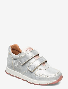 bisgaard luka - lave sneakers - silver