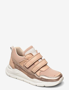 bisgaard pan - lave sneakers - rose gold