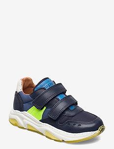 bisgaard ray - lave sneakers - navy