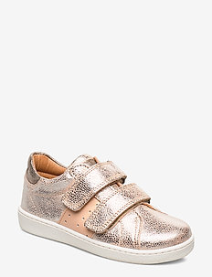 shoes with Velcro - PEACH