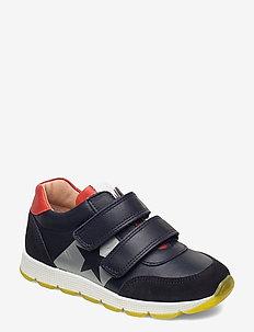 bisgaard liam - lave sneakers - navy